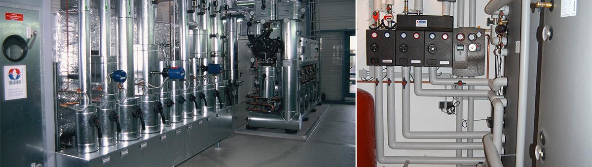 Heizanlagen - installiert von der Firma Röhm in Herrenberg
